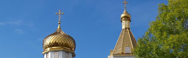 Храм свяціцеля Мікалая Цудатворца г. Сянно