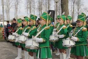 В Сенно прошел митинг, который стал завершением районного этапа международной акции «Во славу общей Победы!»