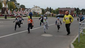 29-ый Сенненский пробег, посвященный памяти П.М.Машерова