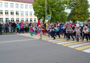 30-й сенненский пробег памяти П.М.Машерова Фото А.Карбовского